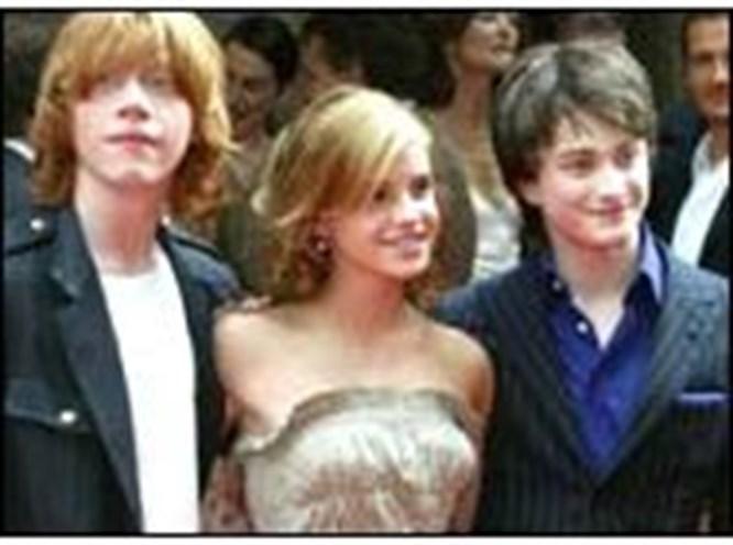 Harry Potter zorda
